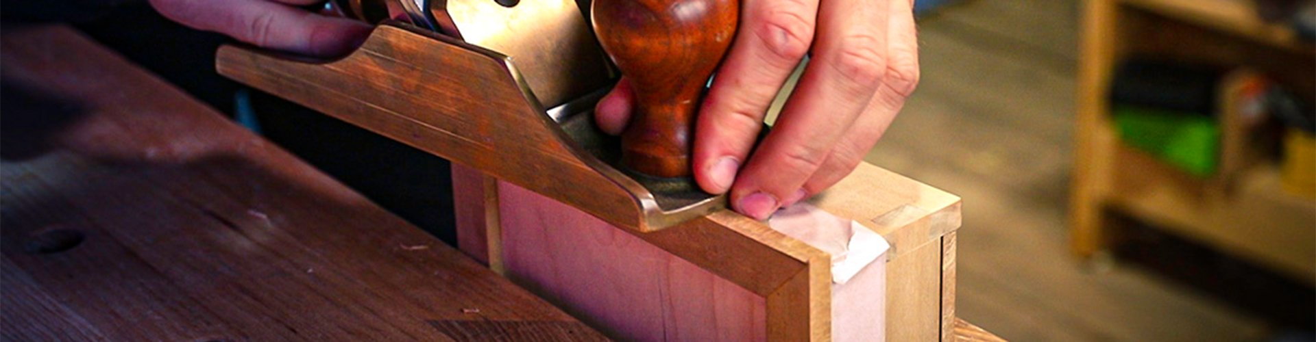 School Header - How to Chamfer the Plinth