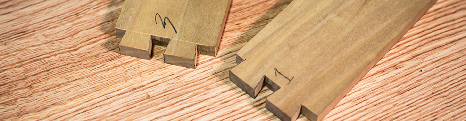 School Header - How to Cut the Dovetails